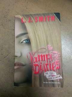 The Vampire Diaries (The Fury and Dark Reunion) by L. J. Smith