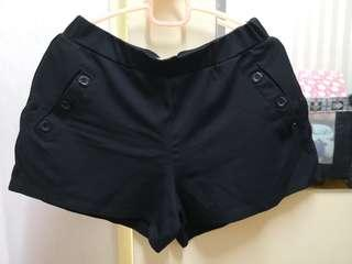 Black Casual Pant
