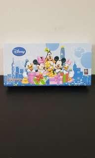 🚚 Disneyland Mickey Mouse Keychain Souvenir Set