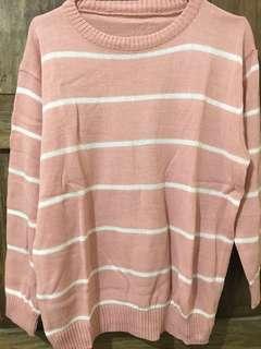 Sweater strips ping