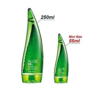 HOLIKA HOLIKA Aloe Vera Gel 99% Travel Size 55ml original korea