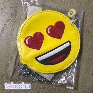 Kipling Emoji Coin Purse