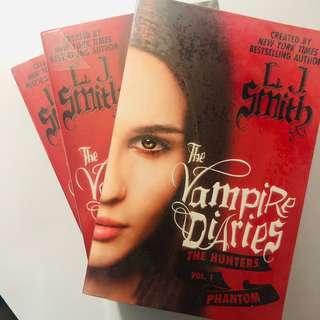 The Vampire Diaries: The Hunters [Vol. 1-3 Bundle]