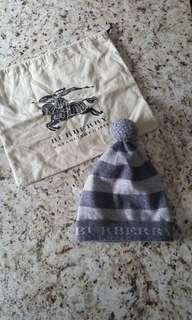 Authentic Burberry Toque