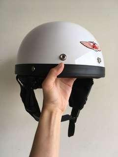 Helmet MHR with visor