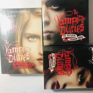 The Vampire Diaries: The Return [Vol. 1-3 Bundle]