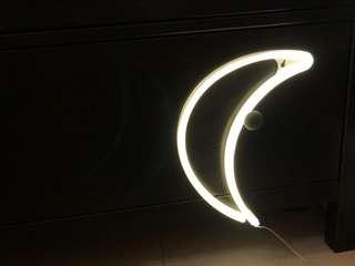 結婚用品。LED燈(月亮)