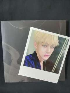 (WTS FAST) BTS WINGS ALBUM WITH V PC (I version)