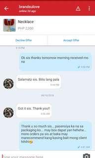 Thank you mga sis..