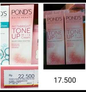PONDS TONE UP CREAM