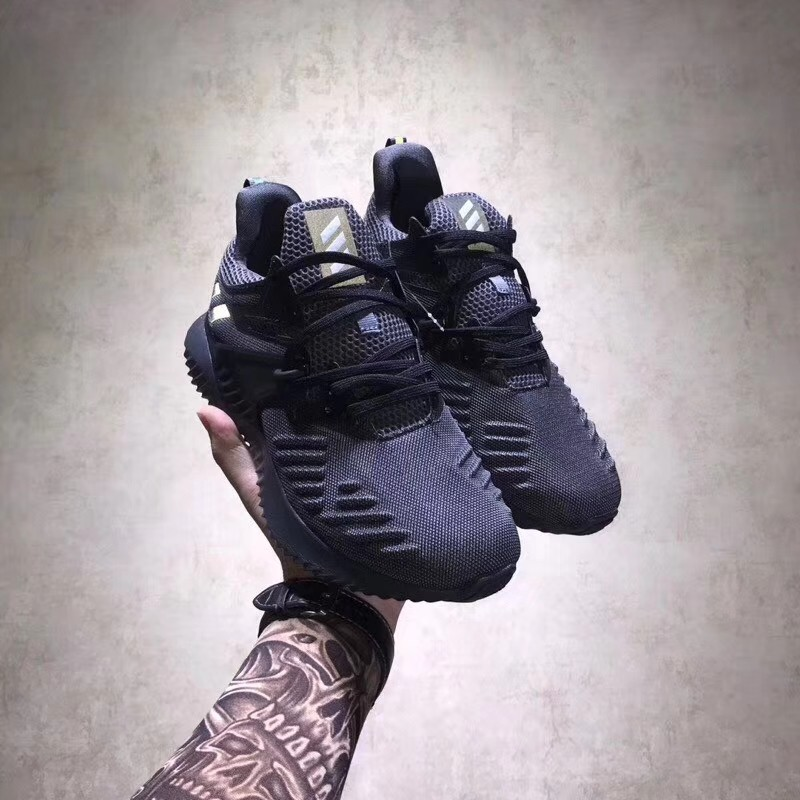 f76e8049e8b93 Adidas Alphabounce Beyond 2M Sneakers Black