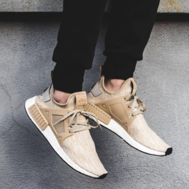 newest collection 1e8af 4fb8f Adidas NMD XR1 Linen, Men's Fashion, Footwear, Sneakers on ...