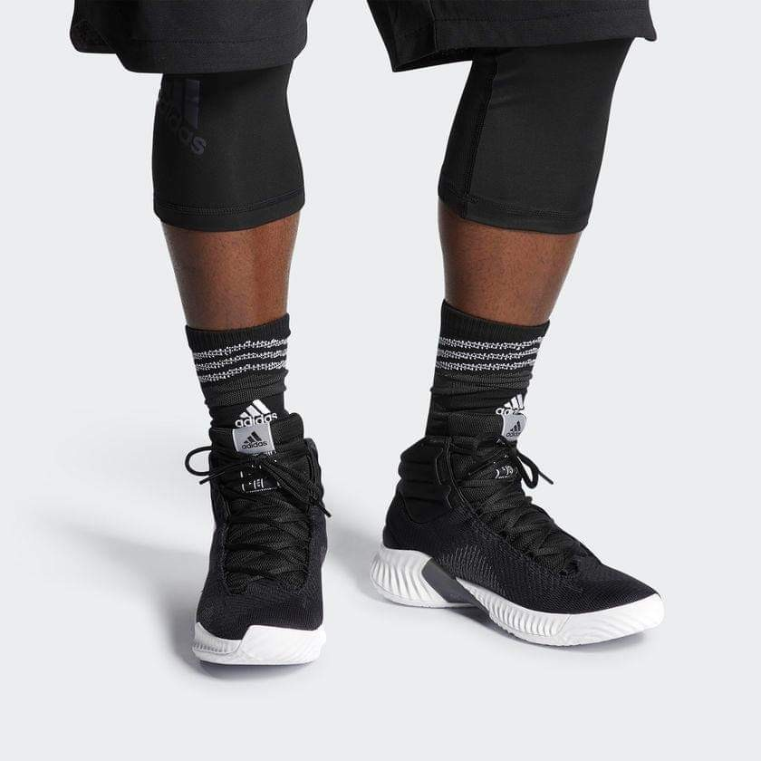 lowest price 407f1 2abb7 Adidas Pro Bounce 2018, Mens Fashion, Footwear, Sneakers on