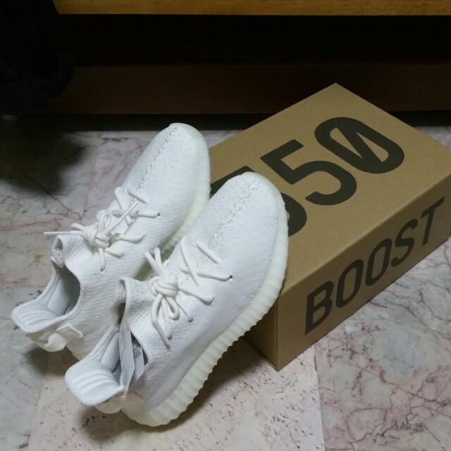 Adidas Yeezy Boost 350 V2 Cream White 7bdad6c4b1