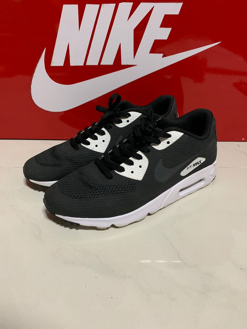 brand new 4a777 bc3a1 Air max 90 black white US11, Men s Fashion, Footwear, Sneakers on ...