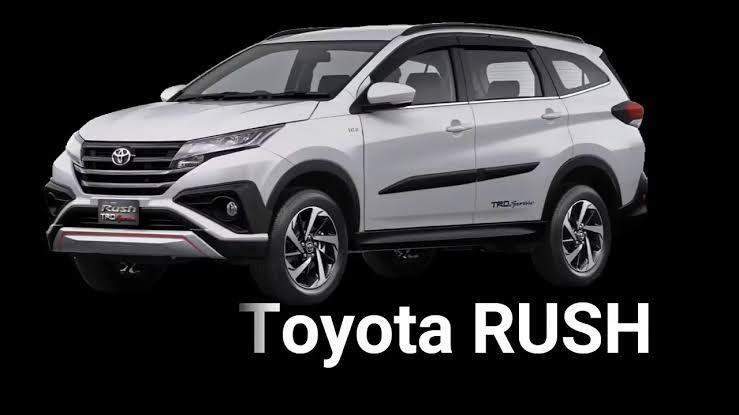 All New Toyota Rush