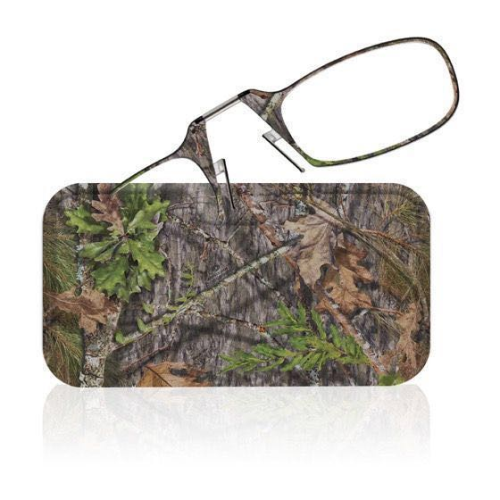 335ddd76caa BNIP Thinoptics Glasses With Designer Case - Mossy Oak - Obsession ...