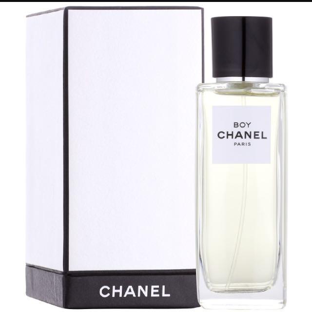 Chanel Perfume Boy Eau De Parfum Health Beauty Perfumes