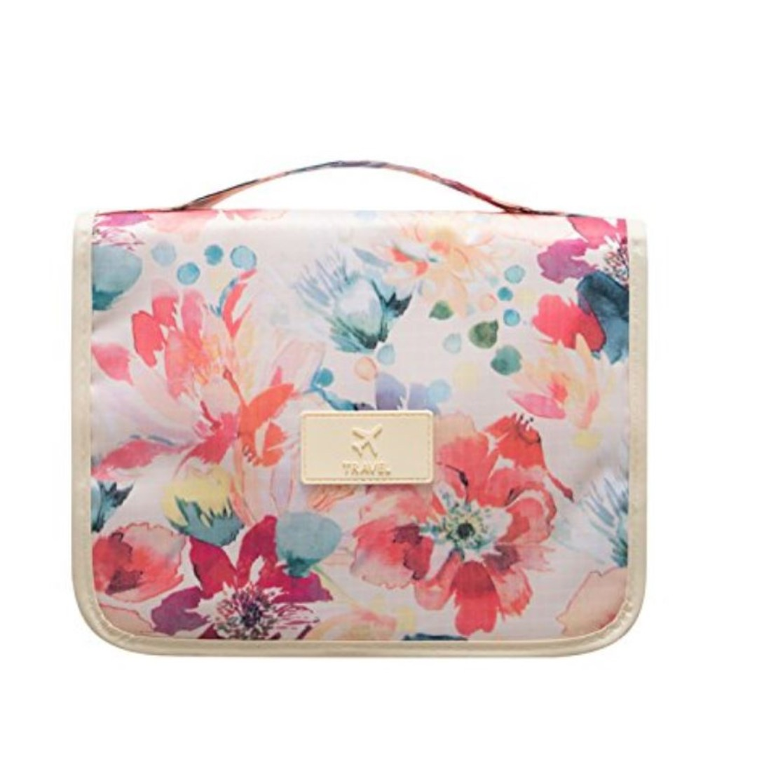 1f72788994 Christmas Specials! Toiletry Bag for Women Cute Makeup Bag Hanging ...