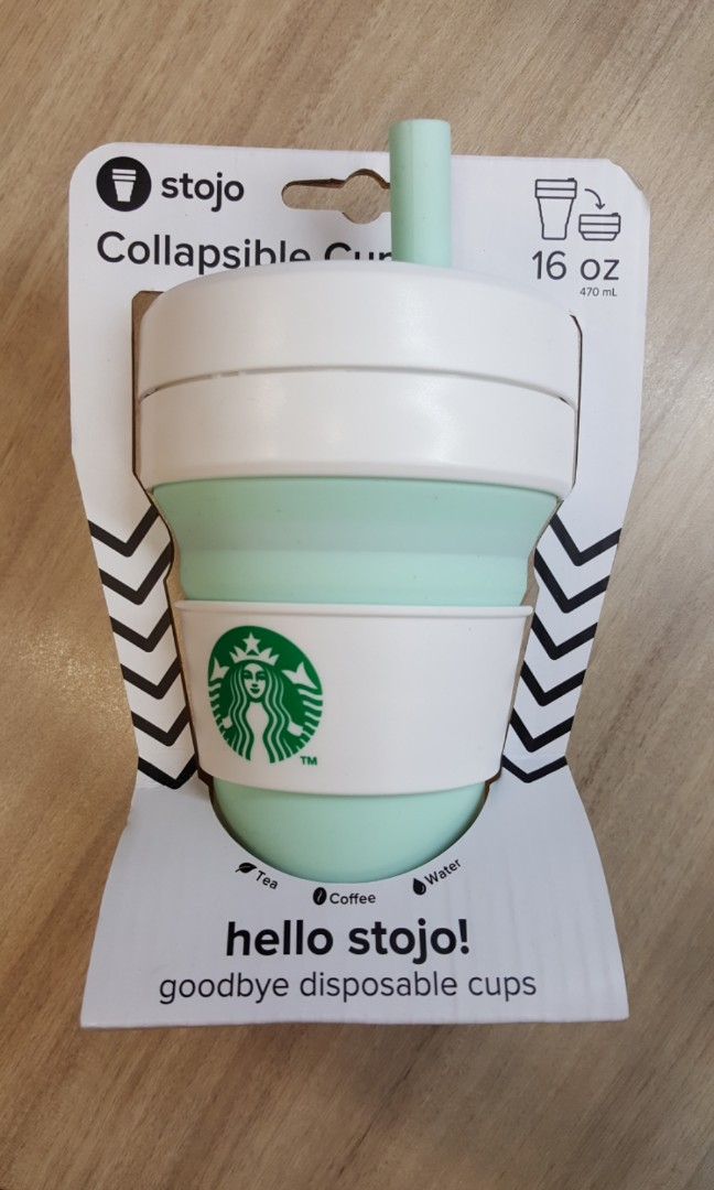 aa56ccb13e2 Collapsible cup stojo starbucks