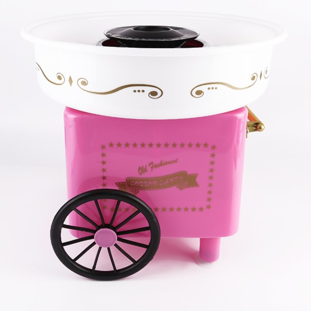 Diy Mini Electric Nostalgic Cotton Candy Maker Christmas Gift