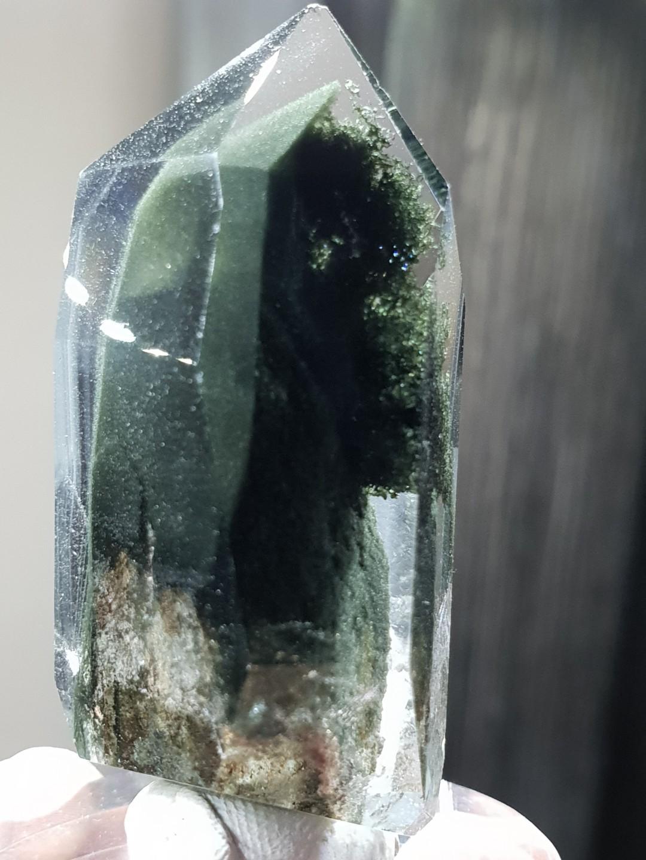 Fix Price, High Graded Scenic Phantom Quartz Crystal with