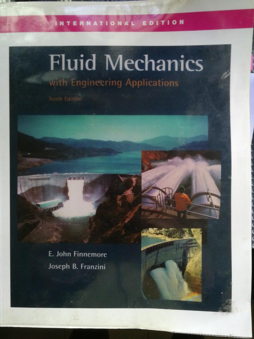 Fluid Mechanics for engineering applications