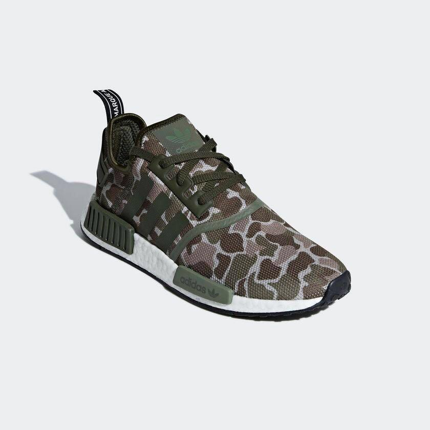 Guaranteed Authentic New Adidas NMD R1