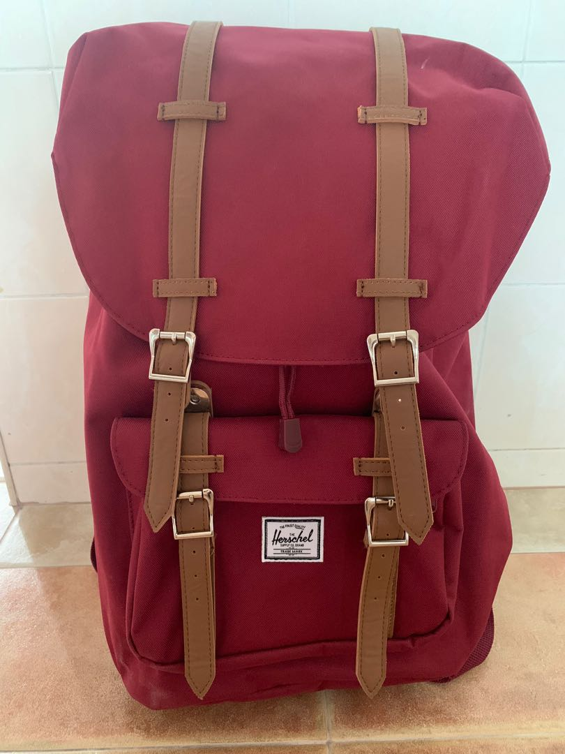 e9901453632 Herschel Little America Backpack