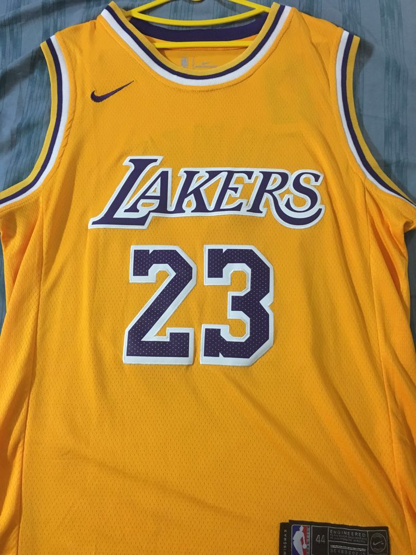 low priced 72aea 057bd [In stock] NBA Basketball Jersey LeBron James 23