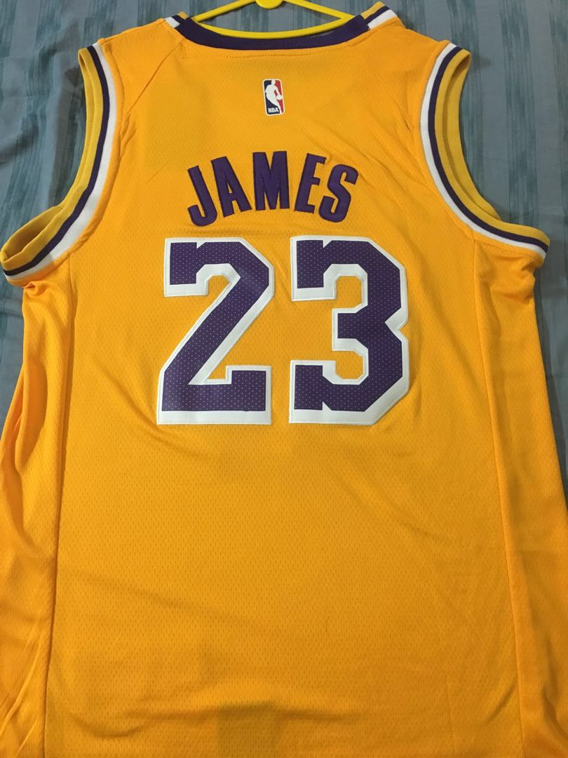 low priced 6405a a89a4 [In stock] NBA Basketball Jersey LeBron James 23