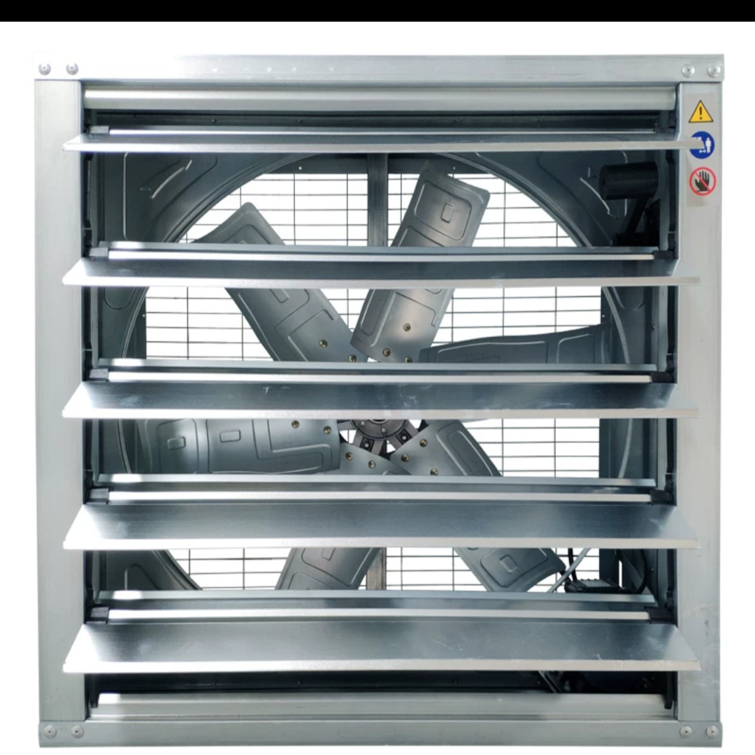 Industrial Exhaust Fan 90*90 cm 220V, Electronics, Others on