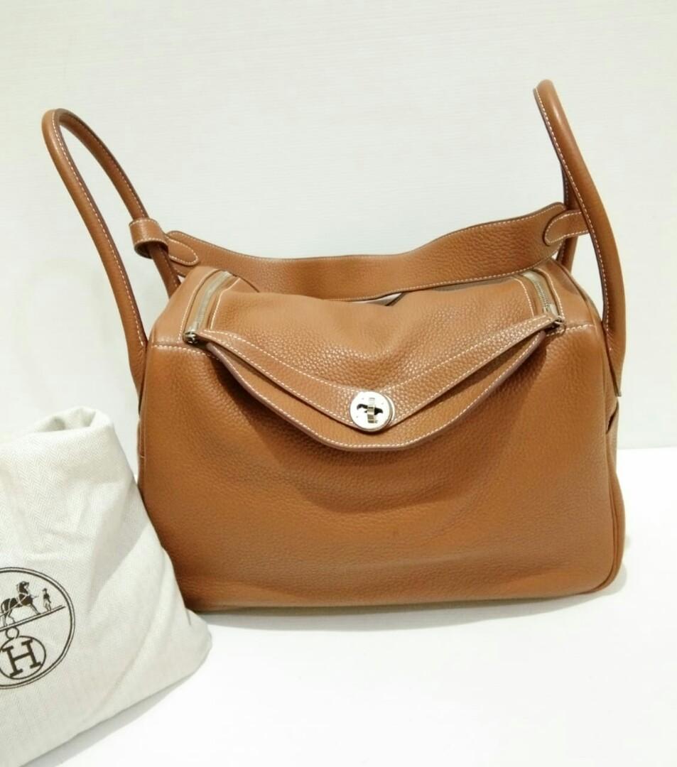 Jual Tas Hermes Lindy Original Preloved Second Branded Bag ee219acdf5