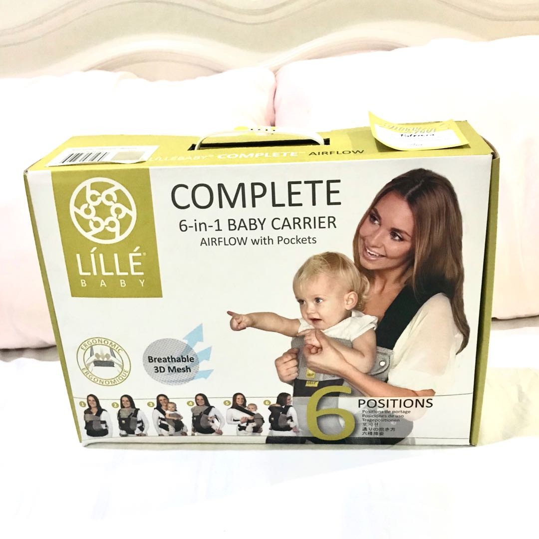d5f9f565c4d Lille Baby Complete Airflow Carrier