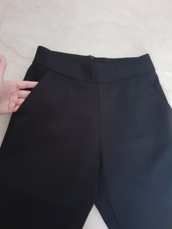 LN Black Formal Pants
