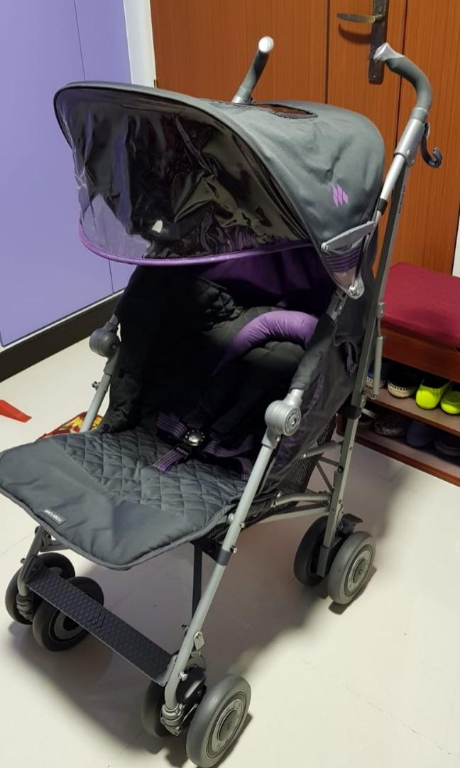 Maclaren Techno Xlr Umbrella Stroller