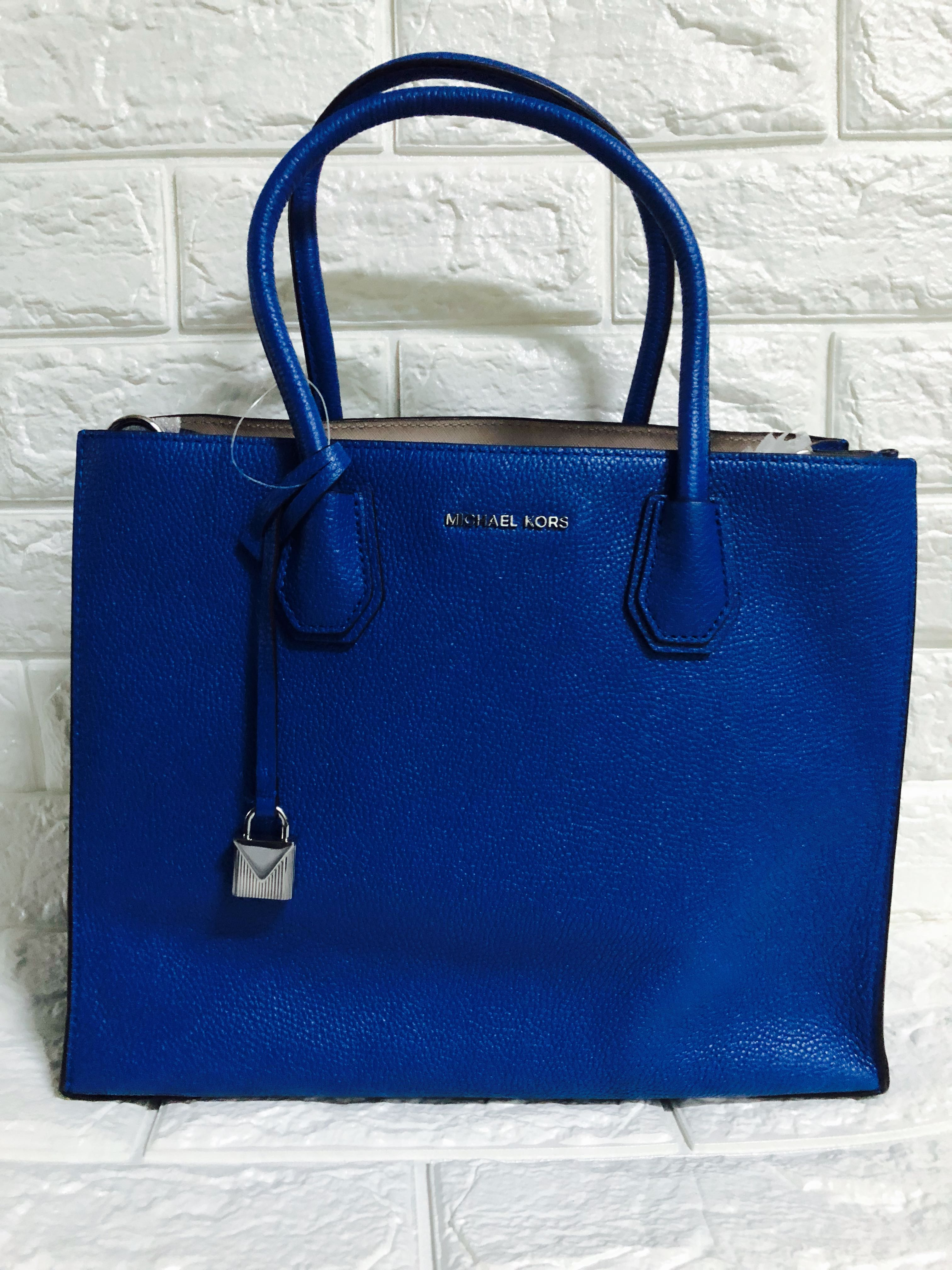 9643eb33f5b32 Michael Kors Mercer Large Leather Tote, Luxury, Bags & Wallets on ...