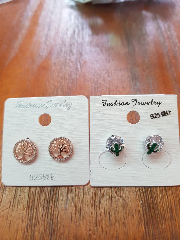 Nature lover series earrings
