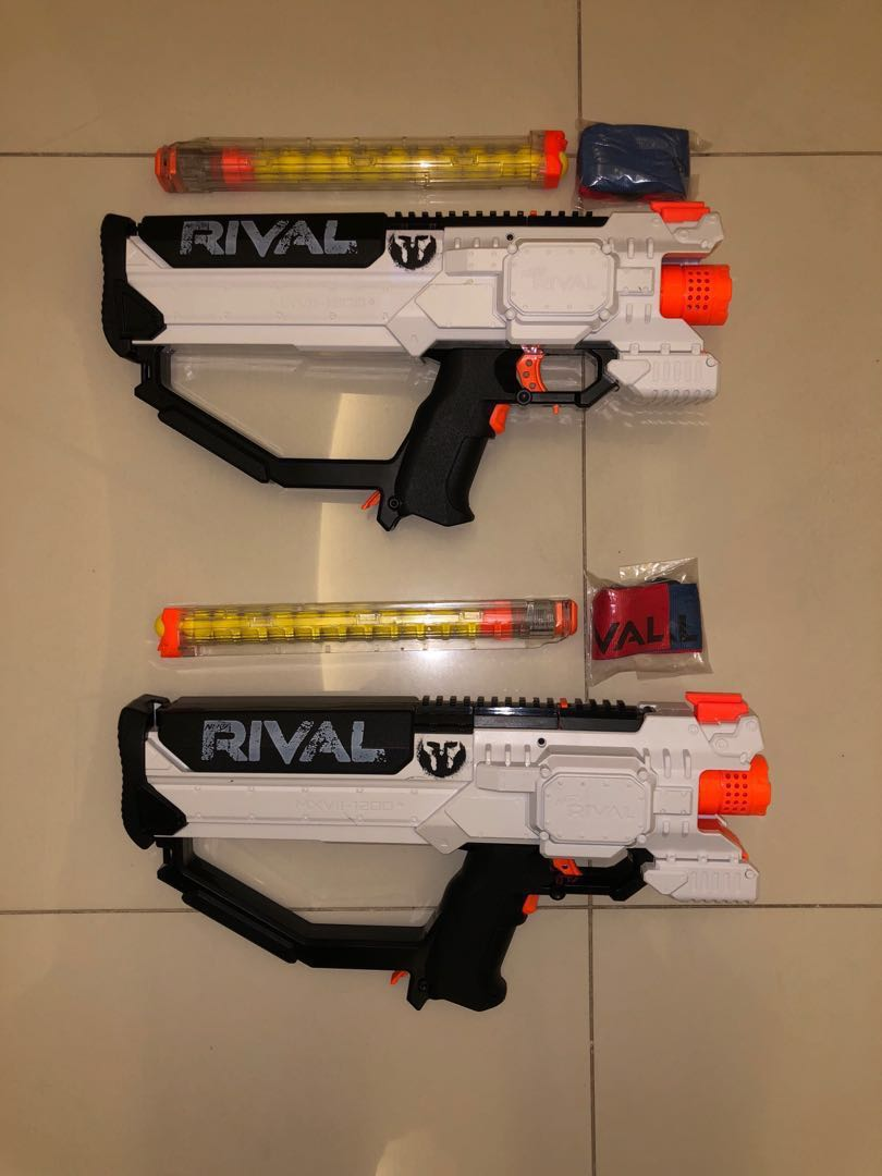 Nerf Rival Hera Mod Toys Games Others On Carousell