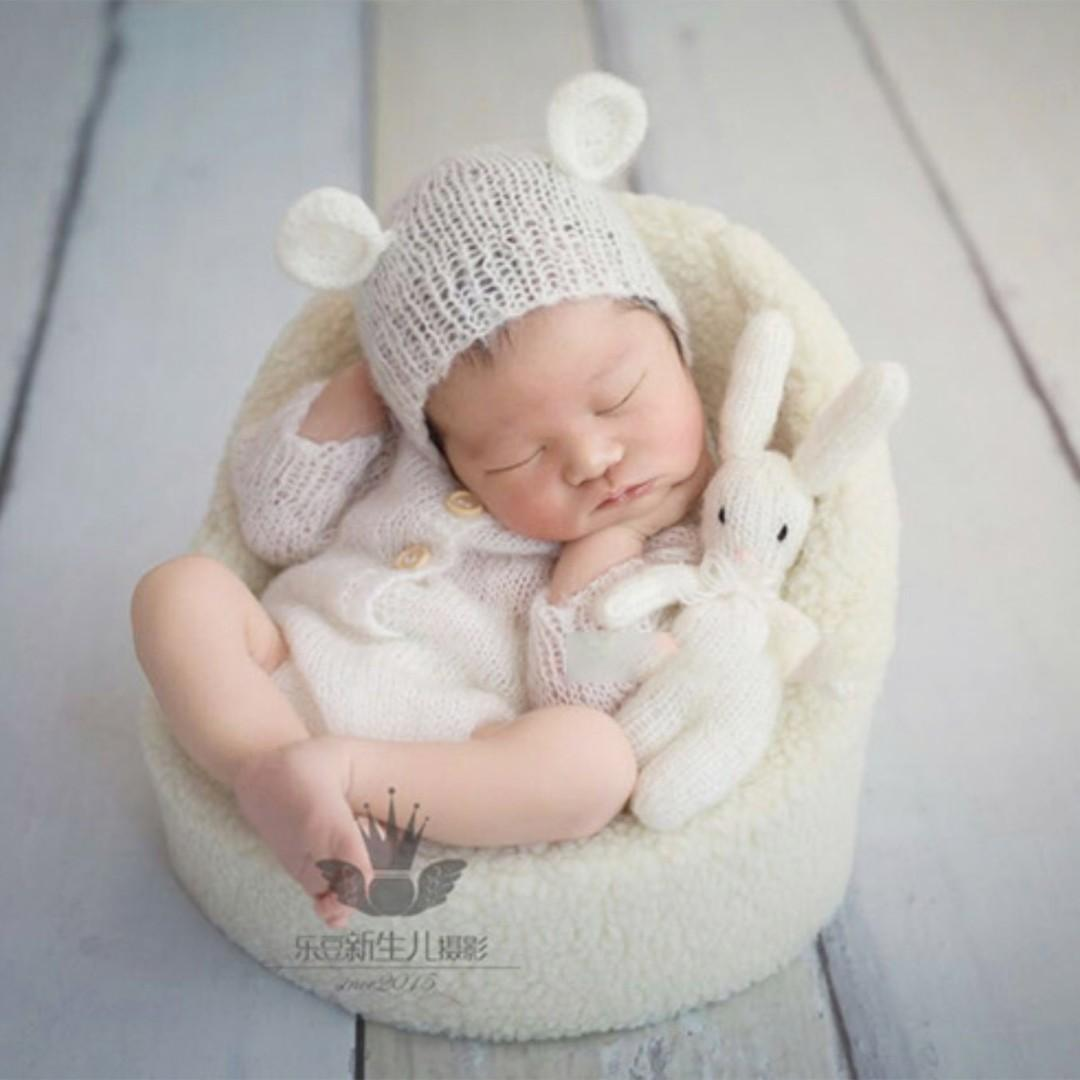 Crochet Knit Newborn Baby Kid Girls Boys Photo Photography Props Costume Outfits