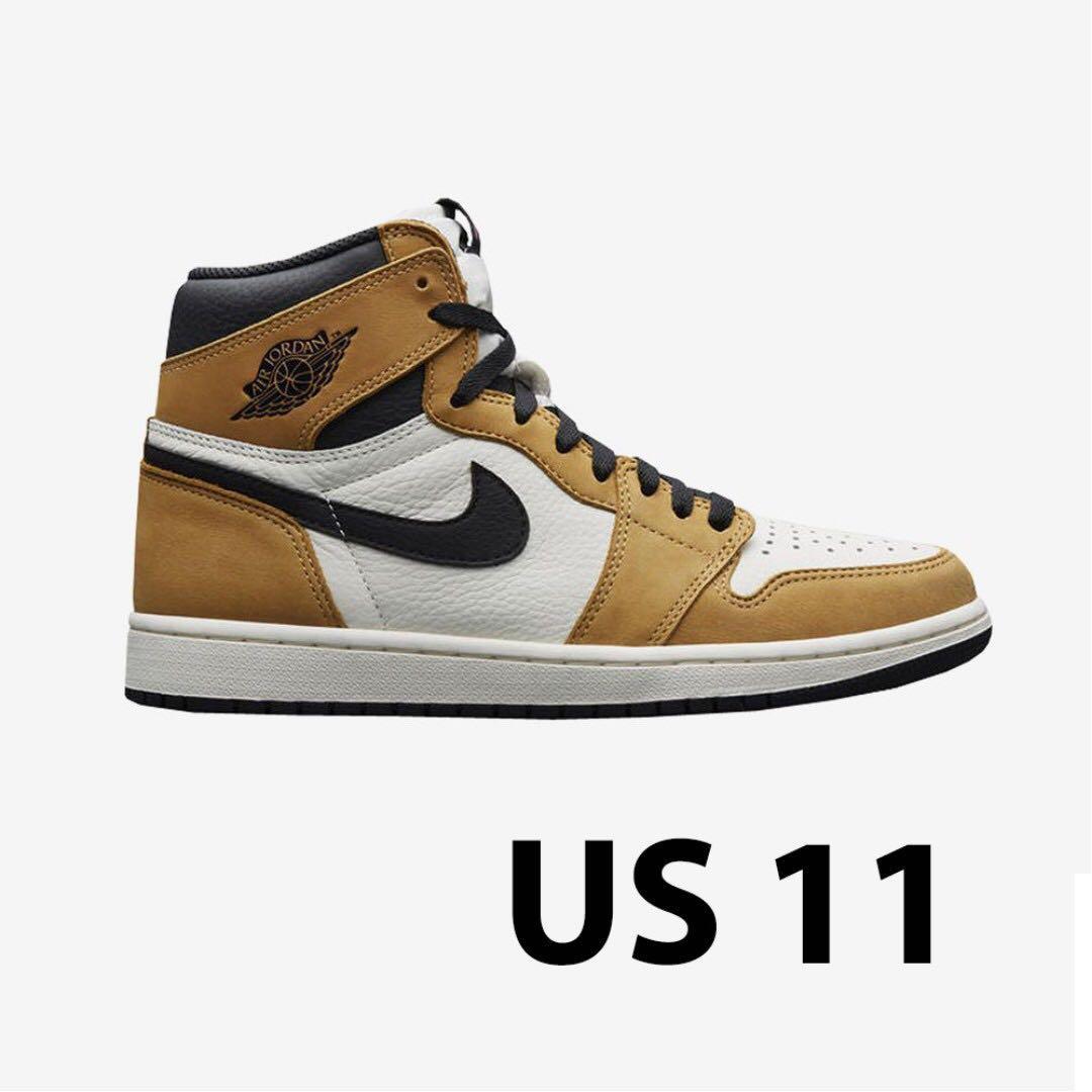 9c2ea3470d88fa Nike Air Jordan 1 High - Rookie of the Year (US 11)