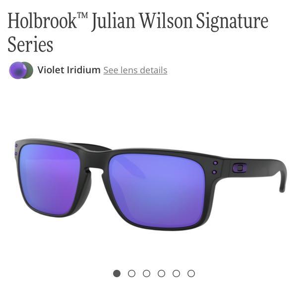 81123f1d64 Oakley Holbrook (Julian Wilson Signature Series)