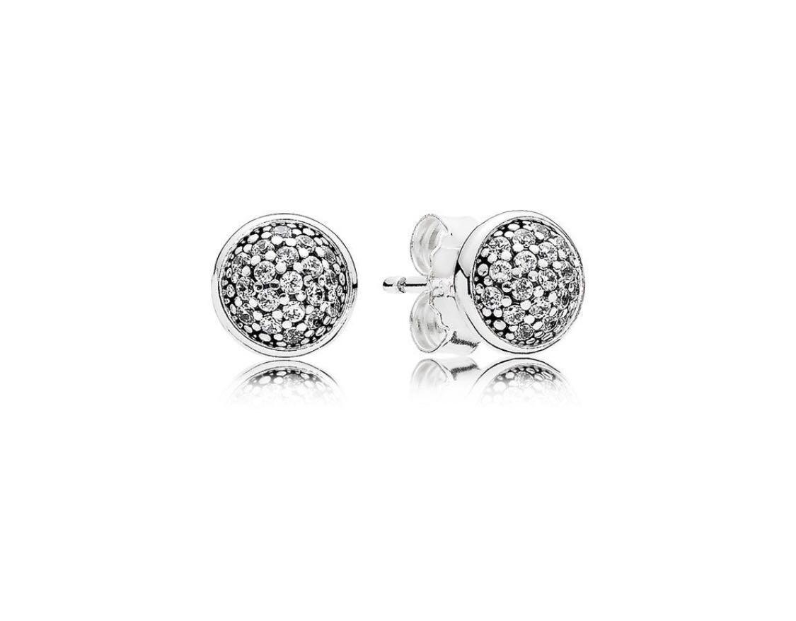Pandora Dazzling Droplet Earrings
