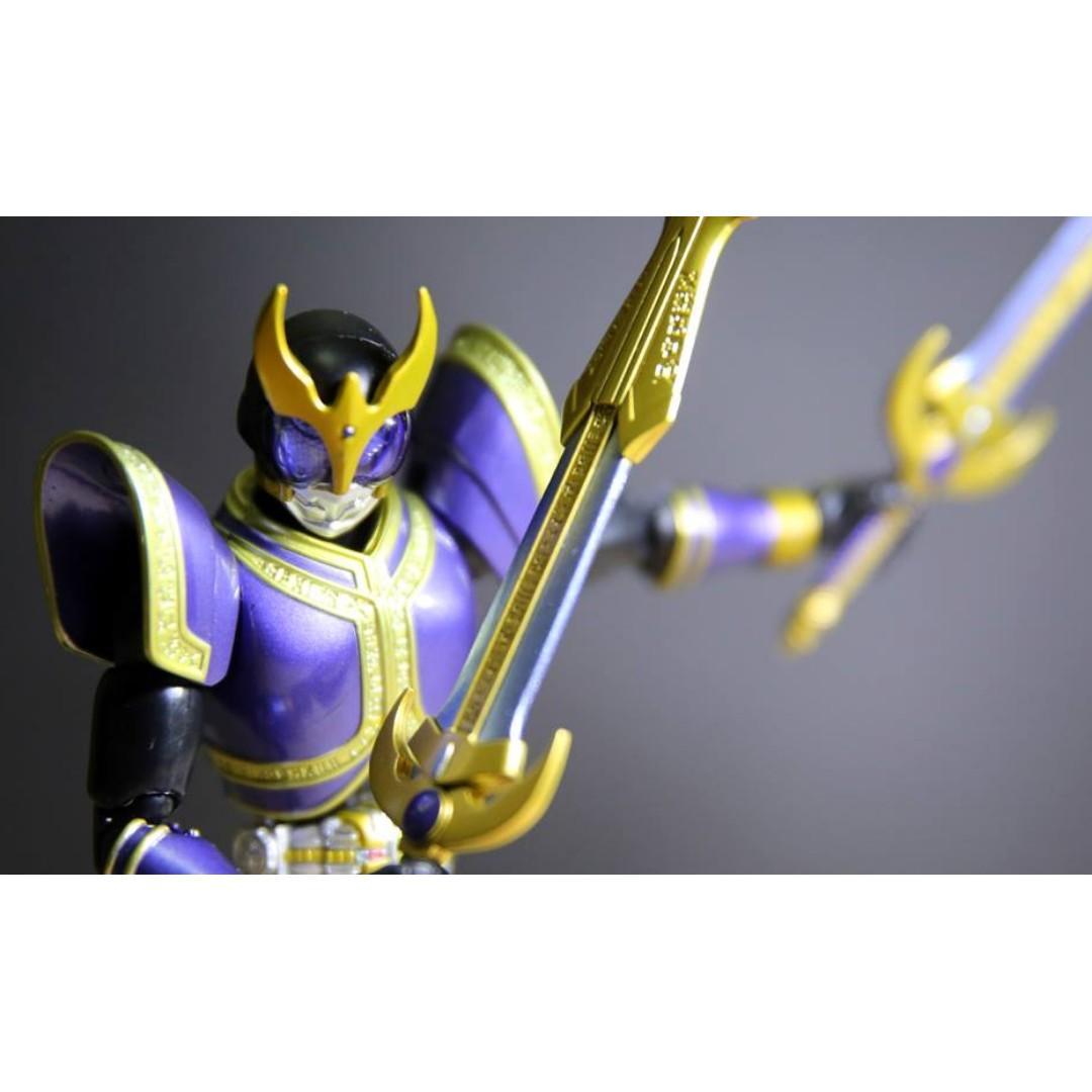 SHF 幪面超人古迦 Kuuga Rising Titan