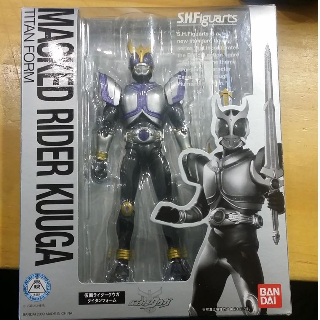 SHF 幪面超人古迦 Kuuga Titan