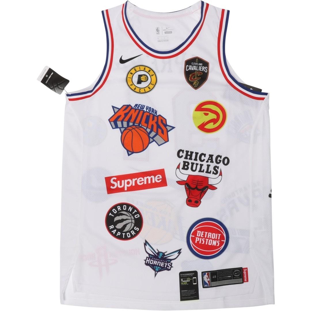Supreme NBA Nike Jersey Set 3c492ea7d