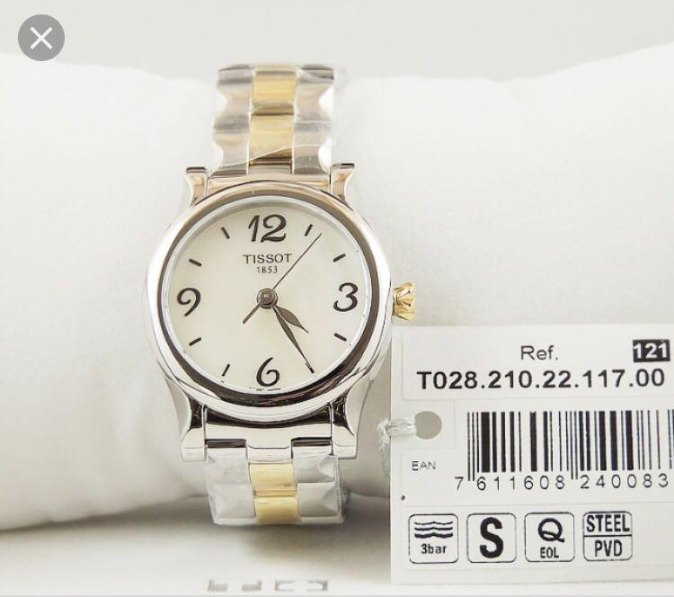 Tissot Women Watch T028.210.22.117.00