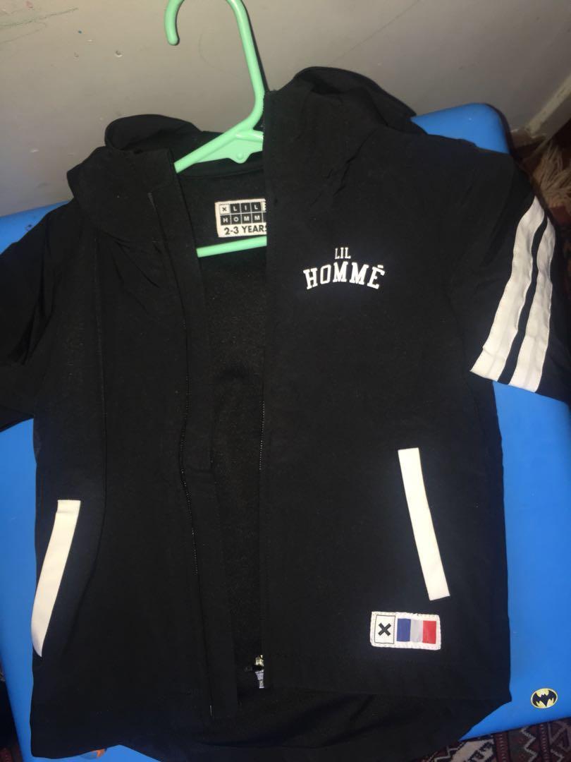 Toddler Jacket ( Lil Hommé)