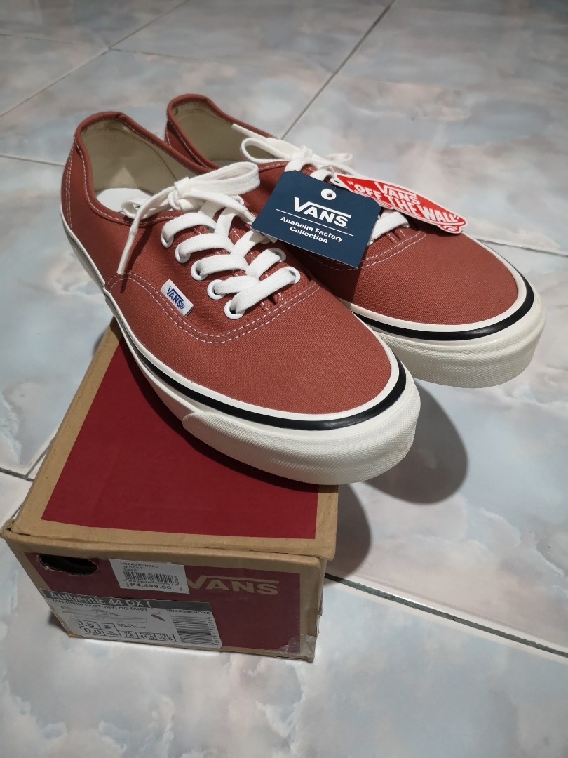 bde40b680393 REPRICED! (from 3900) 😊 Vans Authentic 44 Dx Anaheim factory OG ...