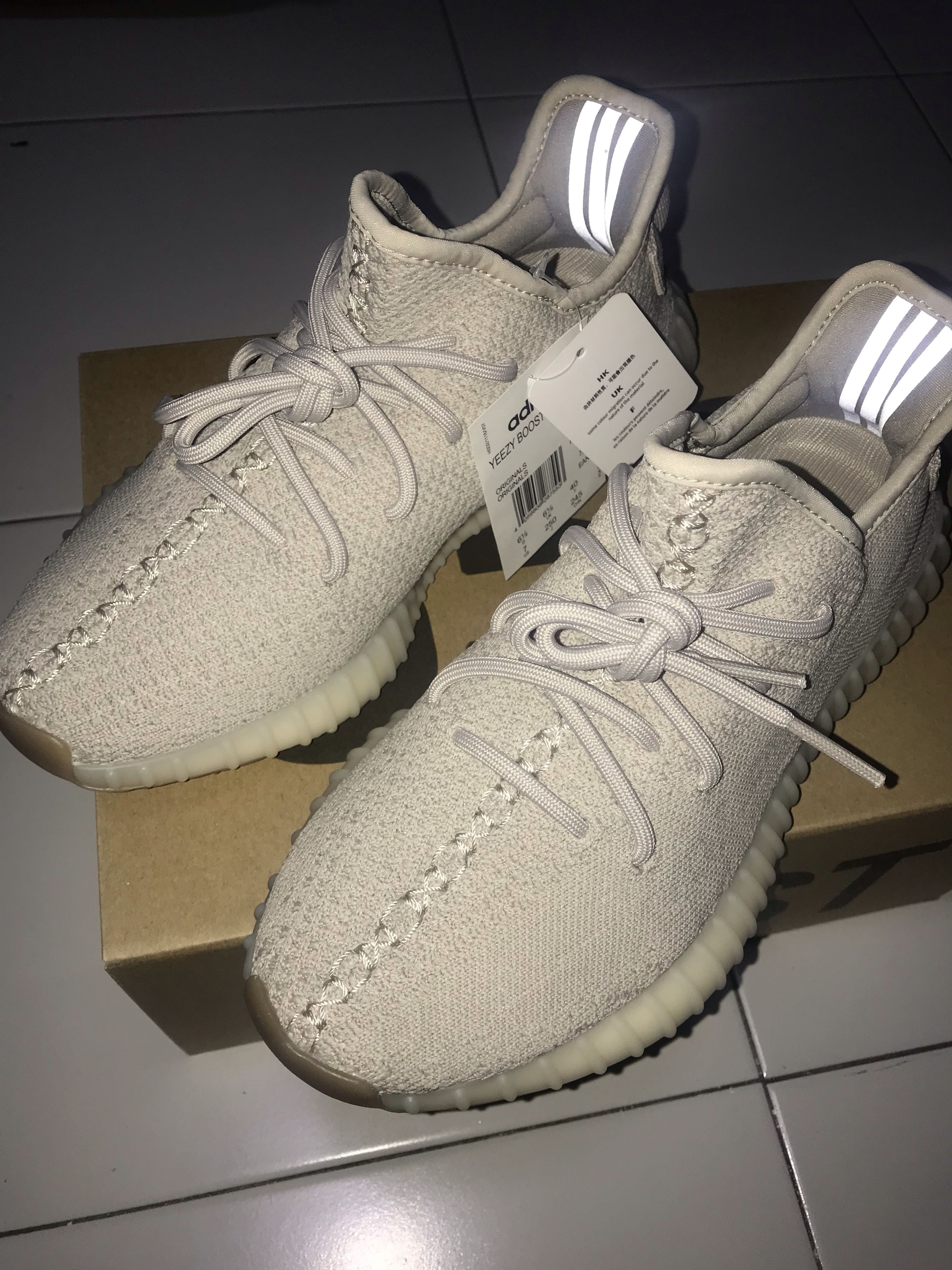 456f3a735 Yeezy Boost 350 V2 Sesame